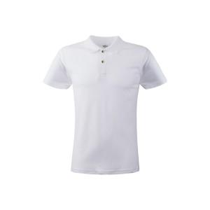Keya MPS180g Polo męskie białe