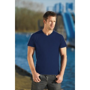 MV150 T-Shirt męski  V-Neck 150G