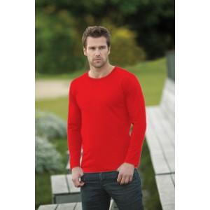 Keya MCL180 T-Shirt męski długi rękaw 180G