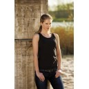 Women's Tank Top 180 G black