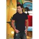 Men's t-shirt 205G black