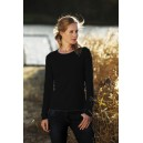 Women's Long Sleeve T-Shirt 205 black