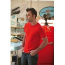 T-Shirt męski 150G red