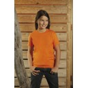 T-Shirt młodzieżowy 150G orange